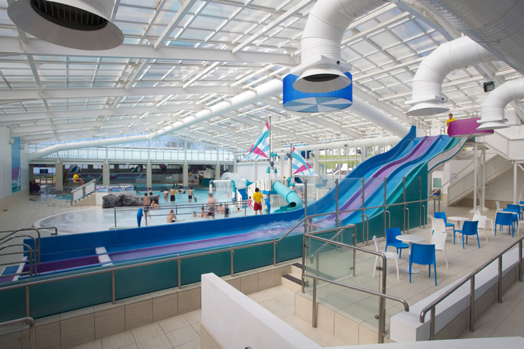 Swimming Pools With Slides In Devon Inspiration